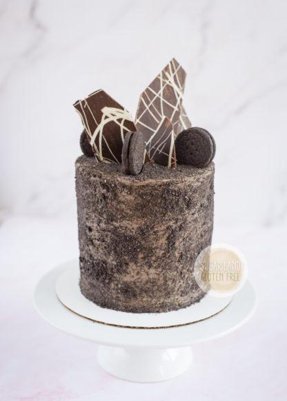 "Gluten Free ""Oreo"" cake"